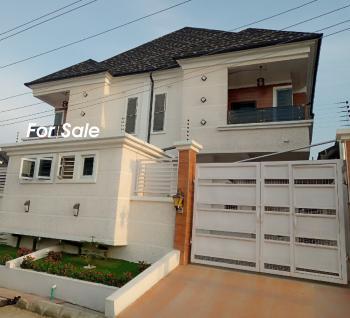 Luxury Four Bedroom Semi Detached Duplex with Bq, Chevron Toll, Lekki, Lagos, Semi-detached Duplex for Sale