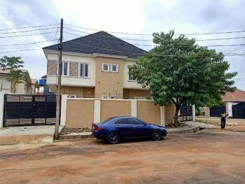 New Built 4 Bedroom Duplex, Phase 1, Magodo, Lagos, Semi-detached Duplex for Sale