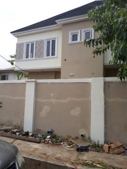 4 Bedroom Duplex, Phase 1, Magodo, Lagos, Semi-detached Duplex for Sale