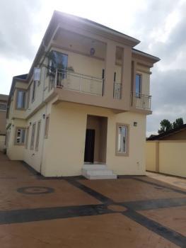 5 Bedroom Duplex + 2 Room Bq, Omole Phase 2, Ikeja, Lagos, Detached Duplex for Rent