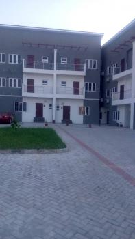 4 Bedrooms Terraced Duplex with a Room Bq, Off Olusegun Obasanjo Way, Wuye, Abuja, Terraced Duplex for Sale