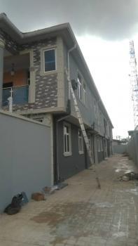 Newly Built 2 Bedroom Flat, Beckley Estate Ojokoro, Abule Egba, Agege, Lagos, Flat for Rent