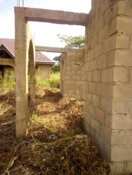 Uncompleted Newly Built 3 Bedroom Bungalow on a Plot of Land, Tose Area By Moniya Express Off New Oyo Ibadan Road, Moniya, Ibadan, Oyo, Detached Bungalow for Sale