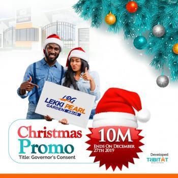 Lekki Pearl Garden Christmas Promo, Behind Amity Estate and 1 Minute Drive From Lekki Epe Expressway., Abijo, Lekki, Lagos, Residential Land for Sale