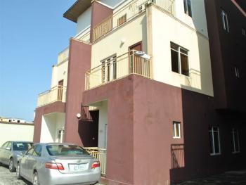 4bedroom Semidetached Duplex on  Two Floors with Bq, Ikate Elegushi, Lekki, Lagos, Semi-detached Duplex for Sale