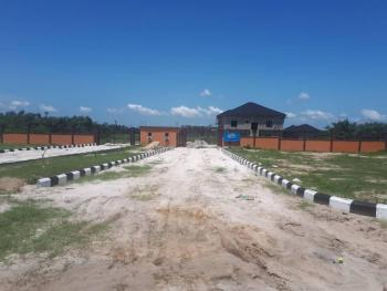Estate Land with Verified Title Government Approved Excision Dry, Facing Lekki Free Trade Zone Road.2minutes to Free Trade Zone 6minutes Before Refinery, Eleko, Ibeju Lekki, Lagos, Residential Land for Sale