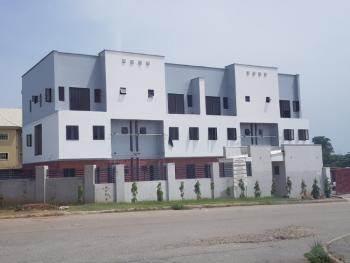 New 4 Bedroom Terraced Duplex with Swimming Pool, After Turkish Hospital, Karmo, Abuja, Terraced Duplex for Sale
