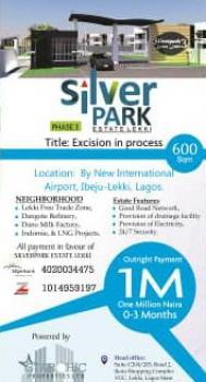 Estate Land, Lekki Free Trade Zone, Dangote Refinery, Eleko, Ibeju Lekki, Lagos, Residential Land for Sale
