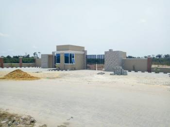 Estate Land with Verified Good Title ( Cedarwood Boulevard Estate), 6minutes Away From Chevron, Lekki Phase 2, Lekki, Lagos, Residential Land for Sale