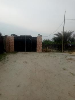 a Spacious 3 Bedroom Bungalow, 4 Units of Room Self Contain, 2 Large Offices Built on a 3 Plots of Land, Ibeju, Lagos, Detached Bungalow for Sale