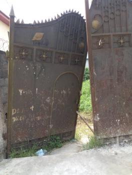 Half Plot, Off Chemist Bus Stop, Okota Lagos, Okota, Isolo, Lagos, Residential Land for Sale