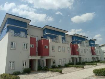 a Sparkling Clean House, Diplomatic Zone, Katampe Extension, Katampe, Abuja, Terraced Duplex for Sale