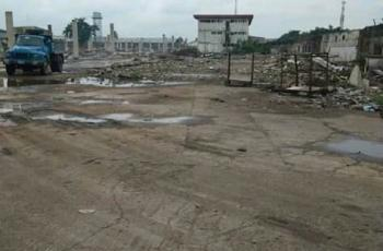 Highly Commercial Land of 36000sqm.9acres with C of O, Oba Akran Way, Oba Akran, Ikeja, Lagos, Industrial Land for Sale