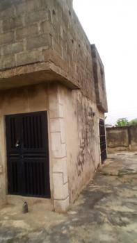 85% Completed Storey Building with a Block of 2 Flats of 3 Bedrooms, Erunwen, Erunwen, Ikorodu, Lagos, Block of Flats for Sale