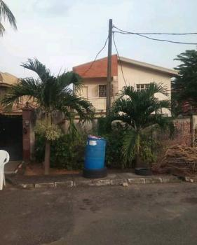 Nice 5bedroom Duplex with Two Unit 4bedroom and Bq on 916sqm C of O, Omole Phase 1, Ikeja, Lagos, Block of Flats for Sale