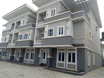 New House Tastefully Finished 5 Units of 5 Bedroom Terraced Duplex with 1 Room Inbuilt Bq on 3 Floors with Fitted Kitchen, Ikeja Gra, Ikeja, Lagos, Terraced Duplex for Rent