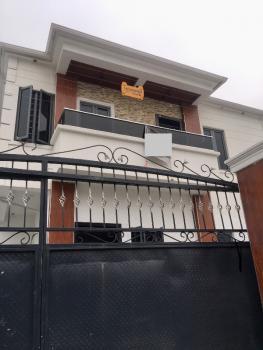 Well Finished 4 Bedroom Fully Detached Duplex with a Room Bq, Ikate Elegushi, Lekki, Lagos, Detached Duplex for Sale