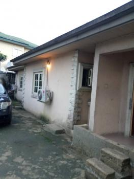 Cheap 2 Bedroom Bungalow on a Plot of Land with Space to Erect Another Structure, Mercy Land, Amadi-ama, Port Harcourt, Rivers, Detached Bungalow for Sale