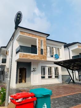 4 Bedroom Detached Duplex with a Bq, Chevy View Estate, Lekki, Lagos, Detached Duplex for Rent