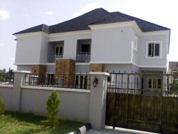 Newly Built and Well Finished 2 Units of 6 Bedroom Semidetached Duplex with Bq, Fitted Kitchen, Off 1st Avenue, Gwarinpa Estate, Gwarinpa, Abuja, Semi-detached Duplex for Sale
