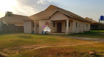 3 Bedroom Bungalow with Space for Bq, Prince and Princess Estate, Gudu, Abuja, Detached Bungalow for Sale