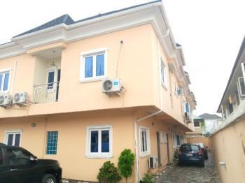 Nicely Built 3 Bedroom Terraced Duplex, Lekki Phase 2, Lekki, Lagos, Terraced Duplex for Rent