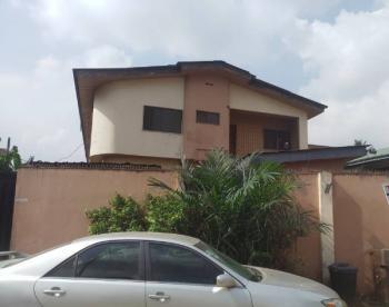 4 Bedrooms Semi Detached Duplex with a Bq Inside an Estate, Opebi, Ikeja, Lagos, Semi-detached Duplex for Rent