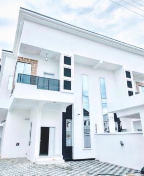 Brand New 4 Bedroom Semi Detached Duplex, Off Circle Mall Road, Osapa, Lekki, Lagos, Semi-detached Duplex for Rent