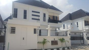 Newly Built and Well Finshed 5bedroom Detached Duplex with a Room Bq, Chevron Drive, Chevy View Estate, Lekki, Lagos, Detached Duplex for Sale