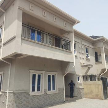 Brand New 4 Bedroom Semi Detached Duplex, Apo Dusts,guru District Off Oladipodiya Roa, Apo, Abuja, Semi-detached Duplex for Sale