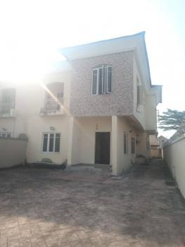 4 Bedroom Semi Detached with a Bq, Off Freedom Way Ikate, Lekki Phase 1, Lekki, Lagos, Semi-detached Duplex for Rent