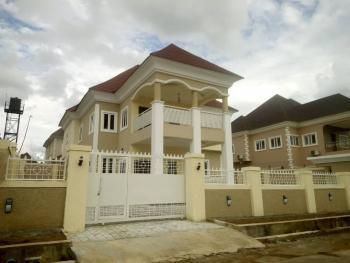 Brand New 4 Bedroom Detached Duplex with a Bq, Life Camp, Jabi, Abuja, Detached Duplex for Sale