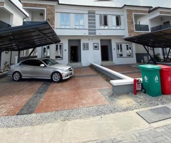 4 Bedroom Semi Detached Duplex with Bq Chevron, Chevron, Lekki, Lagos, Semi-detached Duplex for Sale