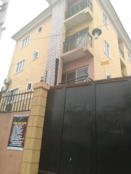 All Rooms Ensuite Lovely 3bedroom Upstairs, Off Ishaga Road, Idi Araba, Surulere, Lagos, Flat for Rent