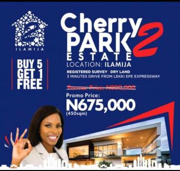Estate Land, Dangote Refinery, Eleko, Ibeju Lekki, Lagos, Residential Land for Sale