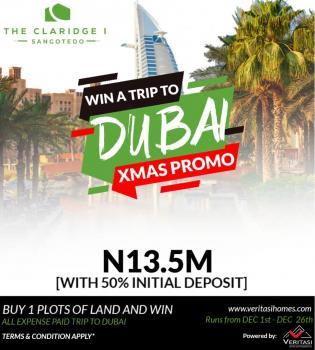 The Claridge Sangotedo, Sangotedo, Ajah, Lagos, Residential Land for Sale