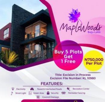 Estate Land, Lekki Free Trade Zone,lacampaign Tropicana Resorts ,sea Port, Eleko, Ibeju Lekki, Lagos, Mixed-use Land for Sale