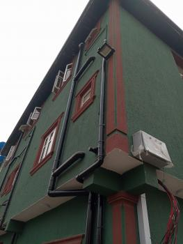Lovely Newly Built Spacious Mini with 2 Toilets, By Ishaga, Ojuelegba, Surulere, Lagos, Mini Flat for Rent