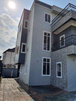 Brand New Magnificent 2 Nos of 5 Bedroom Semi Detached House with 1 Room Boys Quarters, Off Oduduwa Crescent, Ikeja Gra, Ikeja, Lagos, Semi-detached Duplex for Rent