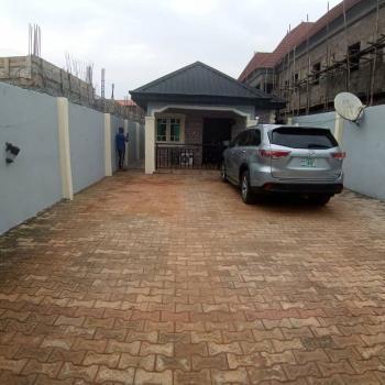 Executive Well Built Bungalow, Baruwa Estate Ipaja, Egbeda, Alimosho, Lagos, Detached Bungalow for Sale