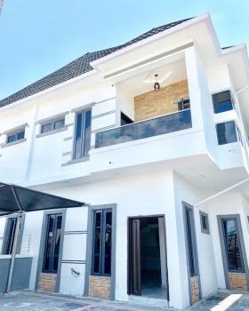 Decently Built 4 Bedroom Semi Detached Duplex, Chevron Axis, Ikota Villa Estate, Lekki, Lagos, Semi-detached Duplex for Sale
