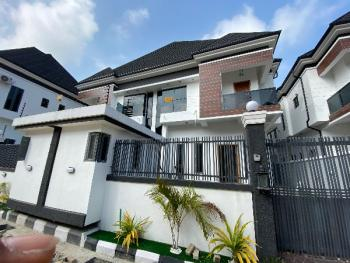Brand New 4 Bedroom Duplex with a Room Bq, Chevron, Chevy View Estate, Lekki, Lagos, Semi-detached Duplex for Rent