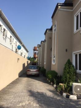 Tastefully Finished 4 Bedroom Terrace Duplex with Bq at Mobil Road, Ajah, Mobil Road, Ajah, Ilaje, Ajah, Lagos, Terraced Duplex for Rent