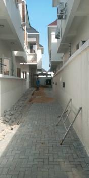 4br Duplex with 1rm Bq Located at Chevron Alternative Route, Lekki,lagos, Chevron Alternative Route, Lekki, Lagos, Detached Duplex for Rent