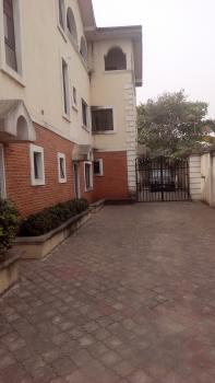 a Well Maintained and Tastefully Finished Executive Clean 4 Bedrooms Townhouse All Rooms Ensuite, Visitors Toilet, Ladipo Oluwole Street, Adeniyi Jones, Ikeja, Lagos, Terraced Duplex for Rent
