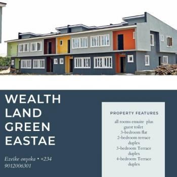 3 Bedroom Flat (all Rooms Ensuite + Guest Toilet ), Oribanwa Lekki-ajah Lagos, Oribanwa, Ibeju Lekki, Lagos, Flat for Sale