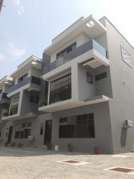 Exquisitely 5 Bedroom Terrace Available for Rent, Oniru, Victoria Island (vi), Lagos, Terraced Duplex for Rent