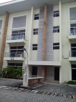 3 Bedroom Terrace with a Room Boy's Quarters Code Visland, Akwuzu Street Lekki Phase 1, Lekki Phase 1, Lekki, Lagos, Terraced Duplex for Rent
