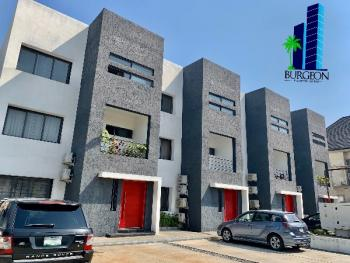 Lovely 2bedrooms with 1room Bq  Flat, Osapa, Lekki, Lagos, Flat for Rent
