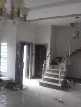 a Newly Built Wing of 3bedrooms Duplex with Bq, Diamond Magodo, Ikeja, Lagos, Semi-detached Duplex for Rent